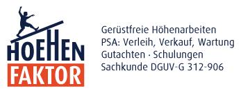 Logo von Höhenfaktor GmbH